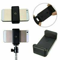 1PC Ajustable Stand Phone Clip Tripod Mount Adapter Holder Bracket for Phone