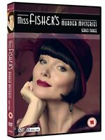 Miss Fisher's Murder Mysteries S3 [DVD][Region 2]