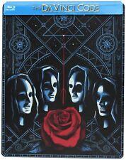 The Da Vinci Code Pop Art Project Steelbook (Blu-ray, 2016, 2-Disc) Tom Hanks