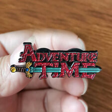Enamel Brooches Gift For Women Men New Fantasy Experience Adventure - Time Pin