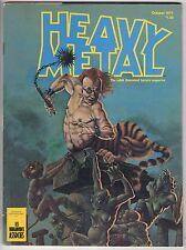 Heavy Metal Magazine  #7  Adult Fantasy   FN/VFN
