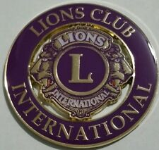Lions International Car Emblem (MP4)