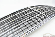 Mercedes Front Radiator Grille Chrome Grill Mesh Screen EZ OEM Quality