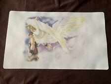 Dragon Ball SS Goku Angel Custom Playmat