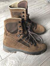 Meindl Desert Fox Brown Boots 8M