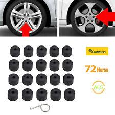 16+4 Pernos 12x1.25 para Nissan GT-R 08-16 Cerraduras De La Rueda Tuercas /& Negro
