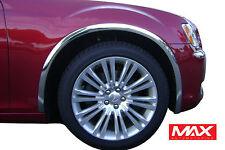 FTCR101 2005-2010 Chrysler 300/300C Dodge Charger Magnum CHROME Fender Trim