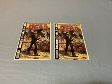 Image Firsts The Walking Dead #1 Lot Of 2