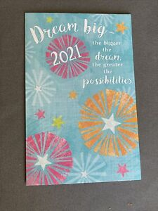 Colorful 2021 Graduation Greeting Card  (retails for $3.89)