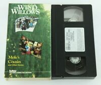 The Wind In The Willows VHS Mole's Cousin And Other Stories Thames Video