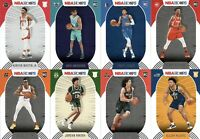2020-21 Panini NBA Hoops Rookie Lot ( 8 ) Card Various Rookie Prospects