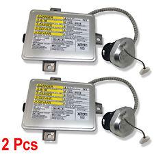 2Pcs Xenon Ballast HID Headlight Unit & Igniter For 2002 03 04 2005 Acura TL TSX