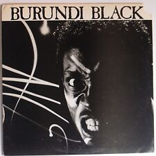 "BURUNDI BLACK: Afro Cosmic Disco FUNK vinyl lp 12"" Rare! NM-"