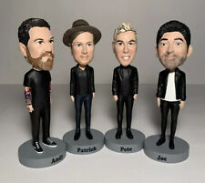 Royal Bobbleheads Fall Out Boy Band Set Of 4