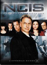 NCIS - Intégrale Saison 2 - Coffret 6 Dvd - TBE