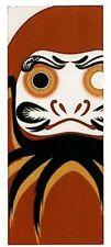 Tenugui Kendo Tapestry  Cotton 100%  Printed  Made in Japan DARUMA AA