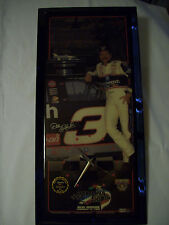 1998 JEBCO 1/15,000 DALE EARNHARDT #3 DAYTONA 500 RACE WIN PLAQUE CLOCK
