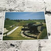 Fort Moultrie Postcard