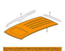 Acura HONDA OEM 05-06 MDX-Roof Panel 62100S3V309ZZ