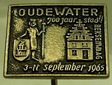 Oudewater used Hat Lapel Pin Tie Tac HP0640