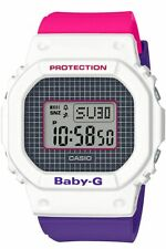 CASIO BABY-G BGD-560THB-7JF Throwback 1990s  Women's Watch 2019 New in Box