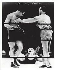 Joe Louis vs Tony Galento 8X10 Photo Boxing Picture