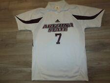 Arizona State Sun Devils ASU Women's Volleyball Team adidas Jersey M Medium