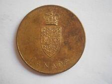 CANADA CONFEDERATION vintage coin token medal 1867 - 1967