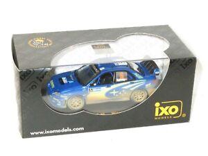1/43 Subaru Impreza S11 WRC`05  Rally Mexico 2005 ( Dirt Effects ) #5 P.Solberg