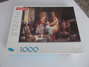 Waddingtons De Luxe 1000 Piece Jigsaw Puzzle Happy Family G B Torriglia  * NEW