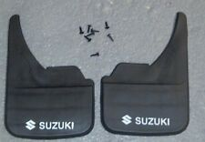 Suzuki Branded Universal Car Mudflaps Front Rear Swift SX4 Vitara Mud Flap Guard