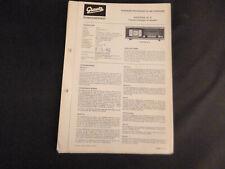 Original Service Manual Schaltplan Graetz Hostess 52H