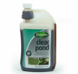 Blagdon Clear Pond 1000ml   Cloudy Green Water TREATMENT