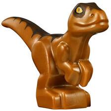 NEW LEGO BABY DINO (Brown) from JURASSIC WORLD FALLEN KINGDOM 75930 raptor rex