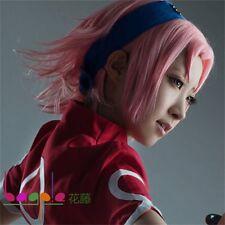 Naruto Haruno Sakura cosplay kostüm perücke