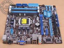 Original ASUS P8H67-M, LGA 1155/Sockel H2, Intel H67(B3) Motherboard DDR3