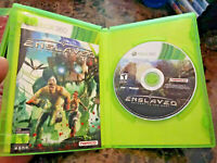 Enslaved Odyssey to the West MINT Disc XBOX 360 Complete CIB VERY Fast Ship!!!