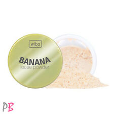 Wibo Banana Powder Loose Face Translucent Anti Redness UK STOCK