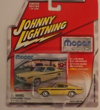 Johnny Lightning 1969 Plymouth Barracuda 1 of 4000 Mopar Dodge 1:64 Diecast