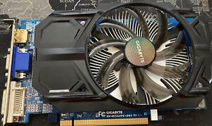 AMD Radeon R7 240 GPU GigabyteGV-R724OC-2GI