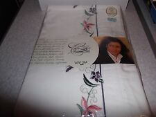 """Vantona Bedding Set """"Couture Courtesan"""" by Laurence LLewelyn Bowen. New & Sealed"""