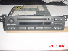 BMW Business AM FM CD Blaupunkt Stereo receiver single din Germany