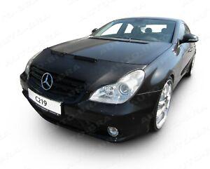 CAR HOOD BONNET BRA fit MB Mercedes-Benz CLS C219 2004-2010 FRONT END NOSE MASK