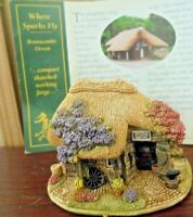 LILLIPUT LANE - L2631 WHERE SPARKS FLY - BRANSCOMBE, DEVON. WITH BOX & DEEDS