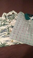 Lot Of 2 Mens Shirts Sz M