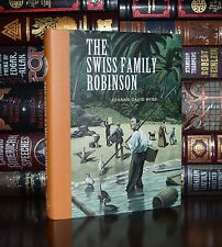 Swiss Family Robinson by Johann Wyss Unabridged New Illustrated Gift  Hardcover
