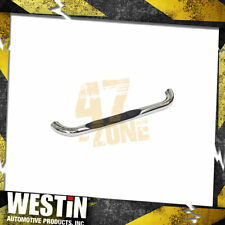 For 1980-1996 Ford Bronco E-Series 3 in. Round Step Bar Cab Length