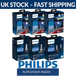 Philips X-tremeUltinon gen2 LED Headlight Kit - H1 H4 H7 H8/H11/H16 HB3/HB4 HIR2