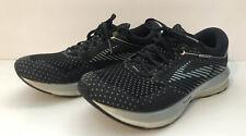 Brooks Levitate DNA Amp Running Training Shoes Womens Size 9 Black Grey $150