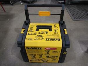 Dewalt 20V Brushless 6-Tool Combo Kit DCKTS600M2